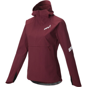 inov-8 Softshell Running Jacket Women red